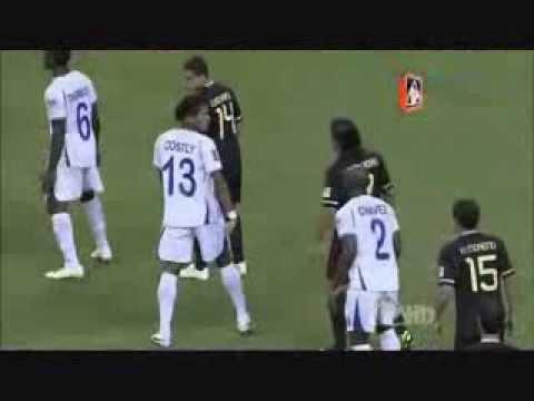 Pablo Barrera Goles, asistencias y dribles (Goals, assists and skills)