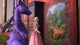 Русский фильм Барби | Барби и дракон | барби мультфильм