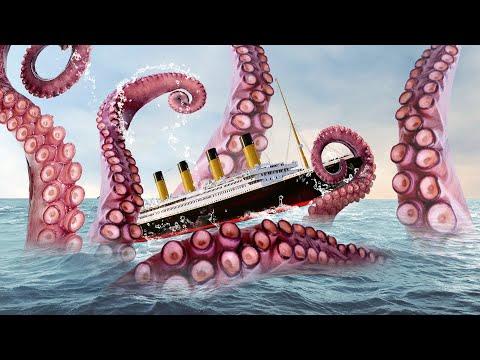 What Would Happen If the Titanic Met the Kraken?
