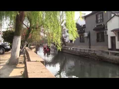 Suzhou, China (A Day in Life - Classic Gardens, Temples and Canals)