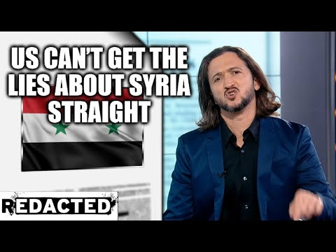 US Can't Get The Lies About Syria Straight