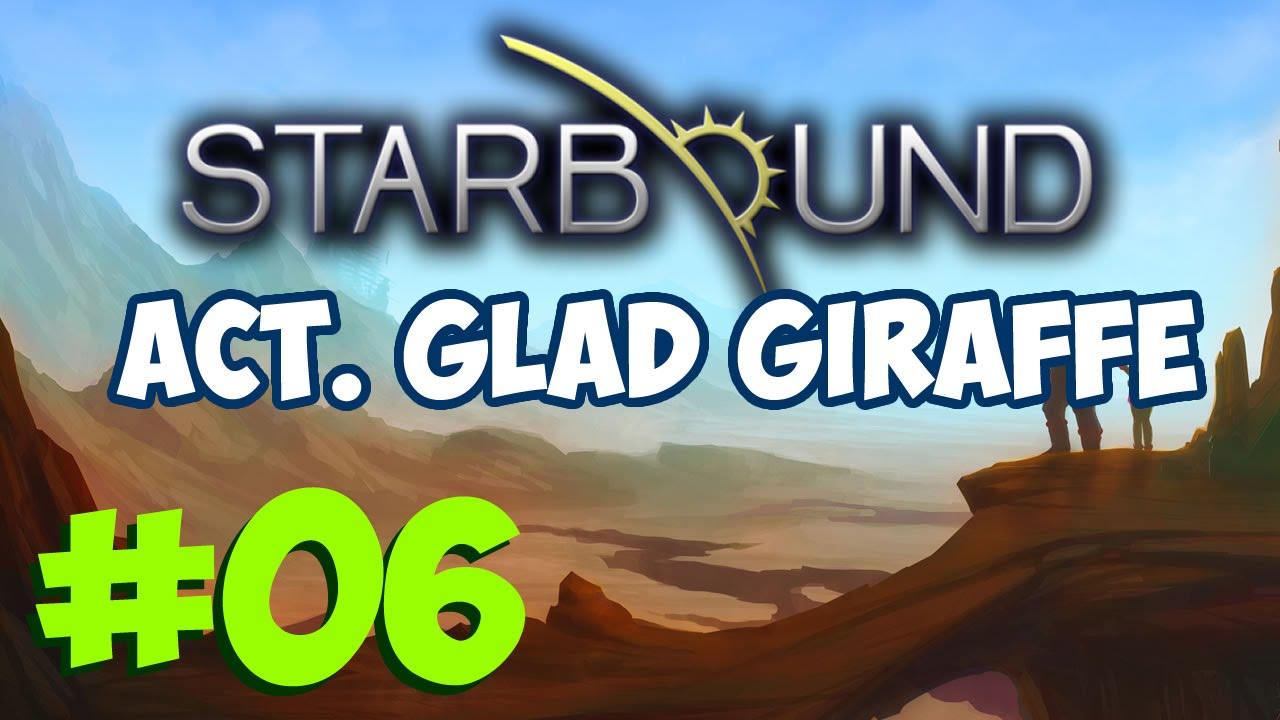 starbound glad giraffe