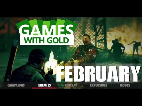 Game With Gold February 2016 Xbox One Rumor Febrero Youtube