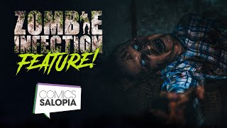 Feature: Zombie Infection at Shrewsbury Comics Salopia 2019