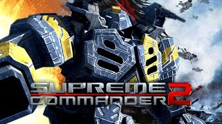 SUPREME COMMANDER 2 - GUERRA TOTAL