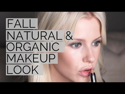 Natural Makeup Tutorial  / Organic Product Review! Gressa Skin, Honest Beauty | Mikaela South