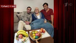 """В программе """"Пусть говорят"""" - новый поворот в жизни семьи Джигарханян."""