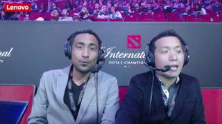 MVP vs OG - The International - Maint Event - Game 2 - Día 1