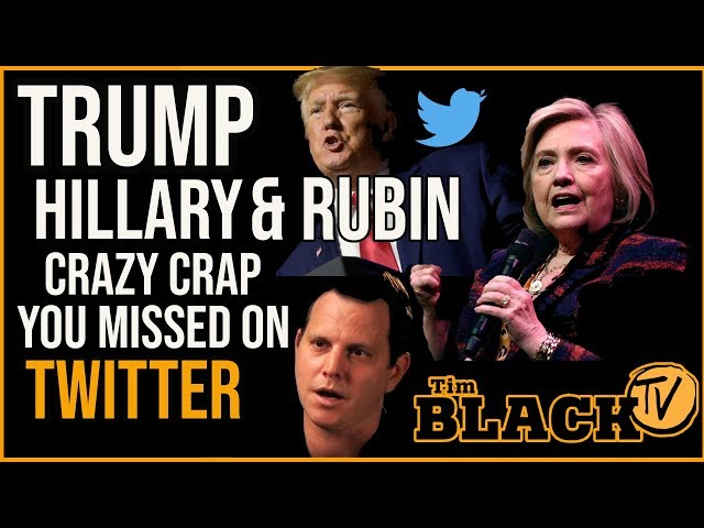 Trump Taxes, Hillary May Run, Dave Rubin Sold Out | Tim Black