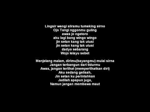 LINGSIR WENGI