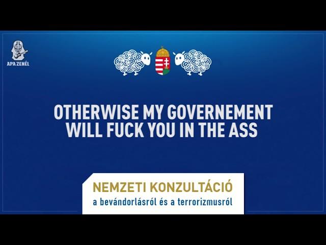 Apa Zenél: Hello, Mr. Foreigner! (Official Music Video)