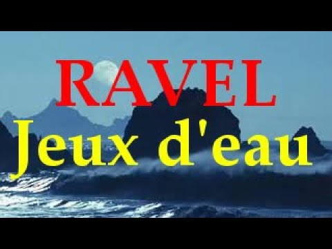 Falling Water Live Wallpaper Jeux D Eau Quot The Fountain Quot Maurice Ravel Youtube