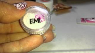 Farb-in-Farbverlauf und Liquid Stone