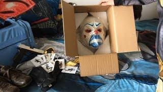 Joker Bank Heist Mask (Resin Version) Unboxing & Cosplay Update!
