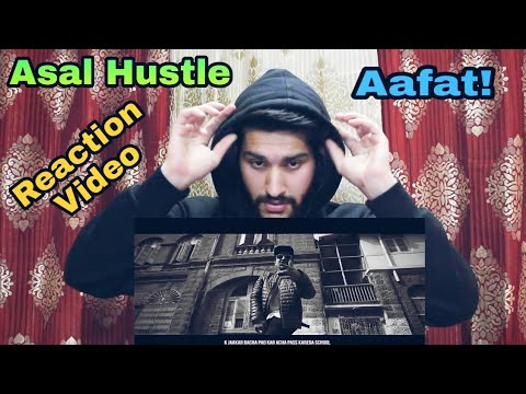 Naezy - Aafat (Introductory Verses and Asal Hustle | Reaction | Official Music Video | Ishan Sethi