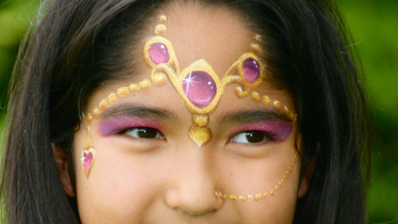 Easy Kids Face Painting Ideas Free