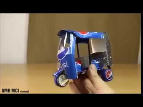 Download How to make Electric Rickshaw out of Pepsi Cans   Bol News   بول نیوز240p