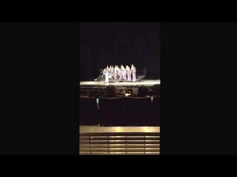 Cass Technical High School Concert Choir- Alleluia by Ralph Manuel