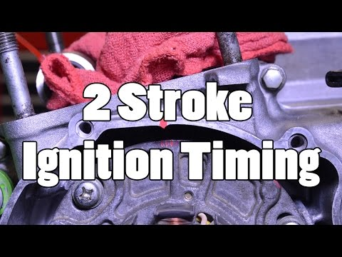 How-To: 2 Stroke Ignition Timing - KX250 - (4th Patron and 180 beers