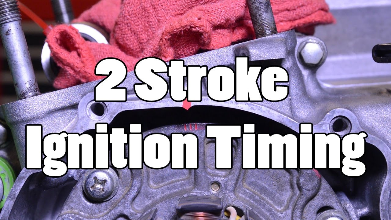 how to 2 stroke ignition timing kx250 4th patron and 180 beers  [ 1280 x 720 Pixel ]