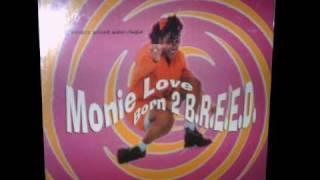 Monie Love - Born 2 B.R.E.E.D. Hiphop mix