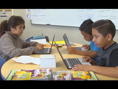 SAUSD-TV Dr. Martin Luther King Jr. Elementary Overview