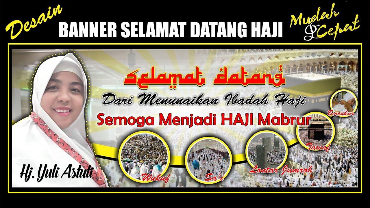 Ucapan Selamat Haji Mabrur