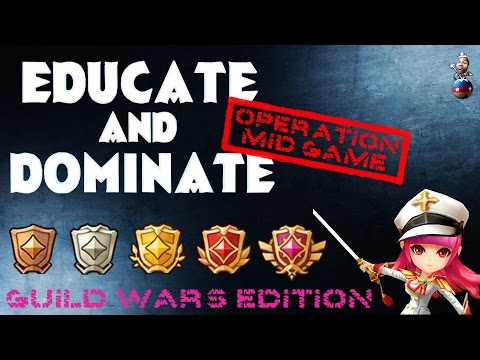 Guild War Defense Strategy : How to transition from G1 to G3 | Educate and Dominate - Summoners War