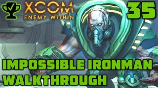 The Meld Squad - XCOM Enemy Within Walkthrough Ep. 35 [XCOM Enemy Within Impossible Ironman]