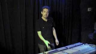 Nicholas Radina working with Waves Multirack (Analog)