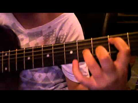 one last breath creed guitar lesson #1 - YouTube