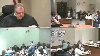 15JUL2010 Family Law Hearing and false accusations of contempt 2/2