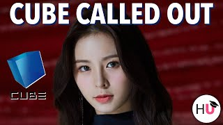 Download Elkie Calls out Cube, Stone Music Shuts Down | K-Pop News For April 25, 2021