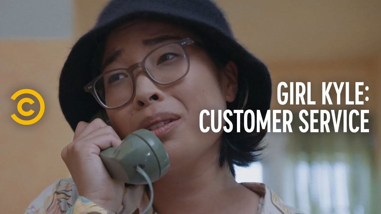 Customer Service - Girl Kyle