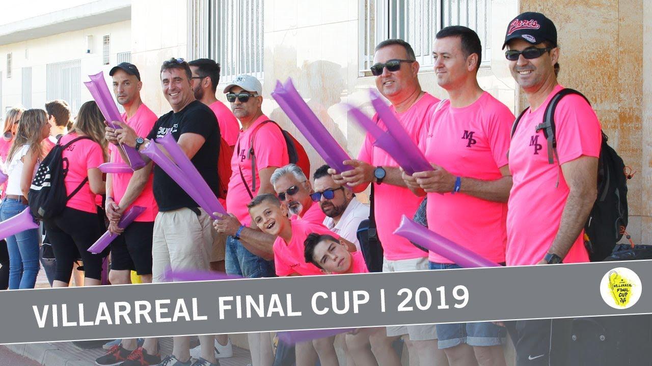 Llegada y alojamiento: Villarreal Final Cup | 2019
