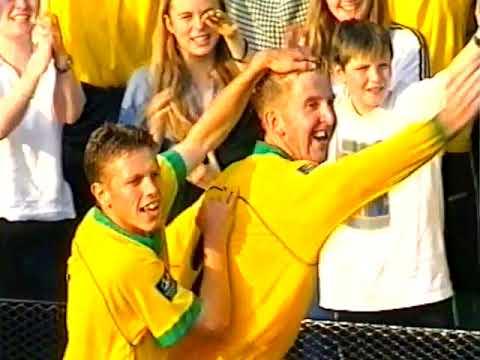 Norwich City 1998-99 Season Review