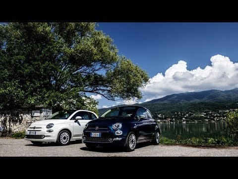 Fiat 500 1.2 69 cv Dualogic vs 1.3 mjt 95 cv test drive
