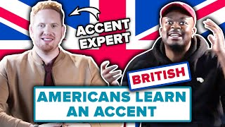 Dialect Coach Teaches How To Do A British Accent Video