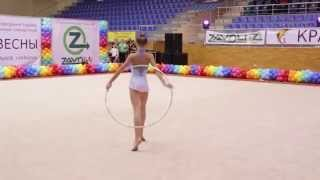 КРАСКИ ВЕСНЫ (Выступления гимнасток 2000-1998 г.р.)(, 2013-03-24T01:04:46.000Z)