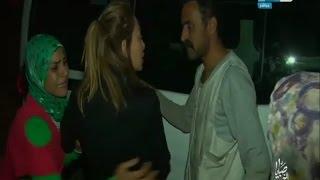 بالفيديو - قصة تهز مصر - عائلة تعذب ابنتها الكبرى بالضرب وتنزع عنها الحجاب في الشارع!!
