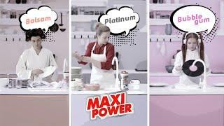 MAXI Power Platinum – MAXI засіб для миття посуду