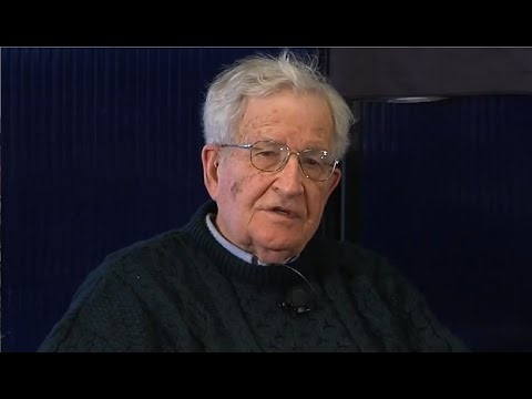 Noam Chomsky - Language and Thought