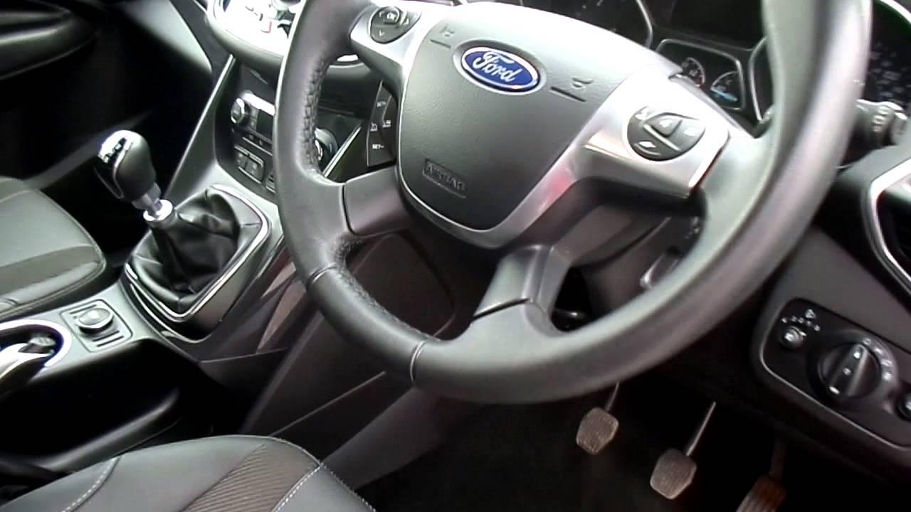Ford kuga 2 0 diesel manual titanium 5 doors alloys metallic fg barnes gl14nzu