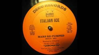 Mars Re-Pumped - Italian Ice