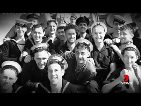HMAS Hobart (I), Coral Sea veteran