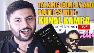 Calling Kunal Kamra On His Phone