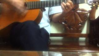 Lạc guitar cover - WS
