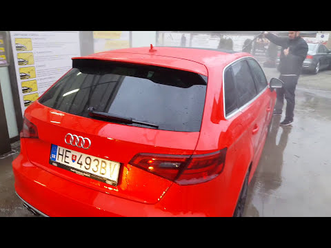 AUDI S3 2017 OZ Racing Wheels Und LED Beam FRESH CLEANING - How To Clean AUDI
