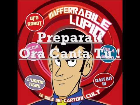 Lupin: Sigla (Canzone + Base Musicale per Karaoke)