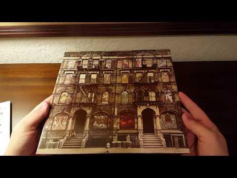 Led Zeppelin - Physical Graffiti Vinyl LP Swan Song (SS 2 200 1198)